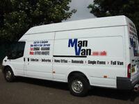 Man With A Van Northampton 01604 453460