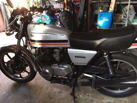 Kawasaki Z 550cc