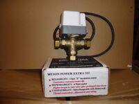 central heating valve