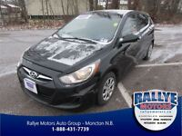 2012 Hyundai Accent GL 5Dr, Fully Equipped, 67 Km, Warranty