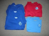 Bundle of Pinhoe C of E Primary School Uniform.