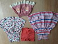 Gilrs dresses, skirt &shorts