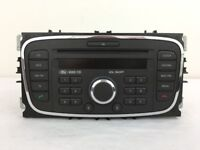 Ford Focus 2010 6000CD Radio / CD Player ( With Code )