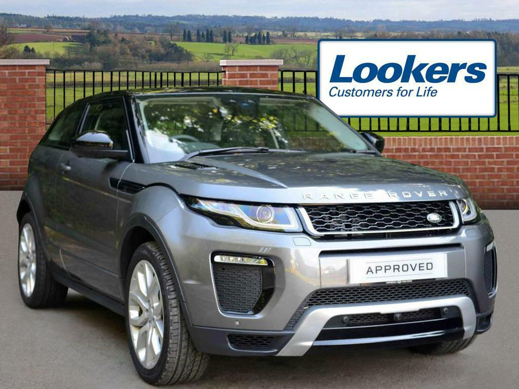 Land Rover Range Rover Evoque TD4 HSE DYNAMIC LUX (grey) 2016-07-29