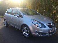 VAUXHALL CORSA 1.4 SXI LOW MILEAGE 1 FORMER KEEPER IMMACULATE FIRST TO SEE WILL BUY
