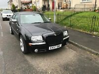 chrysler 300c diesel mint condition swap range/land rover W H Y
