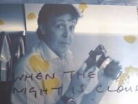 Beatles McCartney Signed Ultra Rare Tour Artwork Photographic Montage