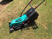 Bosch electric mower