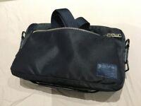 Yoshida Bag PORTER PORTER LIFT SHOULDER hand pouch BAG Navy 822-06129 Men Japan