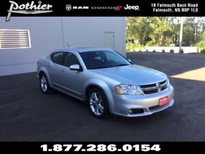 2012 Dodge Avenger SXT | SUNROOF | HEATED SEATS | UCONNECT |