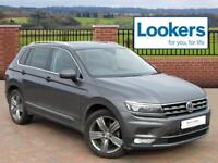 Volkswagen Tiguan SEL TDI BLUEMOTION TECHNOLOGY DSG (grey) 2016-12-31