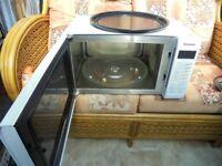 panasonic combination microwave 21 auto programmes