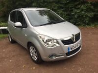 VAUXHALL AGILA 1.2 SE AUTOMATIC 5 DOOR HATCH BACK ONLY DONE 8950 MILES PETROL