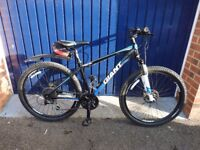 Giant Revel 1 Mountain Bike (small frame ~16.5inch; in old money!) Excellent condition