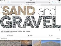 Sand / Gravel Etc