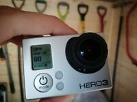 GoPro Hero 3 Black with Touch Screen