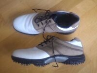 Footjoy Contour Golf Shoes Waterproof Size 9/43. Only used twice