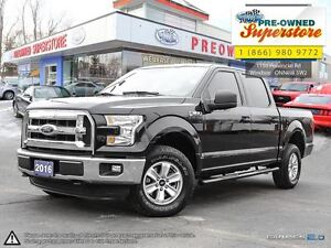 2016 Ford F-150 XLT 4x4 with 5.0L<<<<<