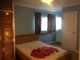 Large double room with privet toilet
