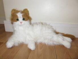 FurReal Interactive Cat Lulu