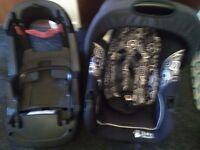 Baby weavers kiddicare from birth car seats 2x available unisex ml5