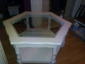 Large coffee table. High quality