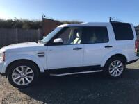 Land rover discovery 4 2012 diesel