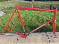 Motobecane Road Bike Frame and Fork