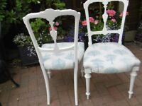 Vintage Chairs REFURBISHED 2 AVAILABLE HORNCHURCH ESSEX