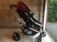 Very good condition 2 years old mothercare Xpedior pushchair.
