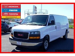2017 GMC Savana 2500 Work Van / ALLONGÉ / CAM RECUL