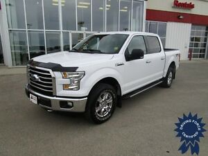 2016 Ford F-150 XLT XTR Crew Cab 4x4 Short Box - 40,633 KMs