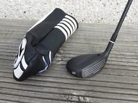 Adams Tight Lie 16° wood with headcover and regular graphite shaft - excellent condition