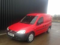 2008 Vauxhall Combo 1.3 CDTi 16v 1700 Panel Van 3dr 1 Owner from New, Full Service History May PX