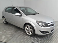 2007(57)VAUXHALL ASTRA 1.9 CDTi SRi 150BHP MET SILVER,LOW MILES,6 SPEED,CLEAN CAR,GREAT VALUE