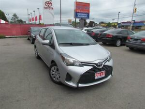 2015 Toyota Yaris LE | ONE OWNER