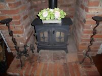 Yeoman woodburning stove