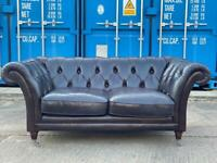 Beautiful Chesterfield Laura Ashley Hudson 2 Seater Sofa
