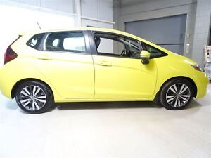 2016 Honda Fit EX-L Navi CVT West Island Greater Montréal image 8