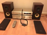 Technics Separates Stereo System ST-HD350 Immaculate Condition in Central London