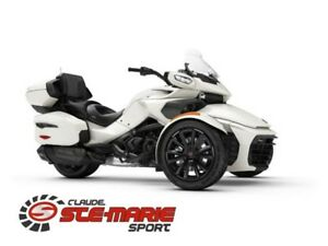 2018 Can-Am Spyder F3 SE6 Limited