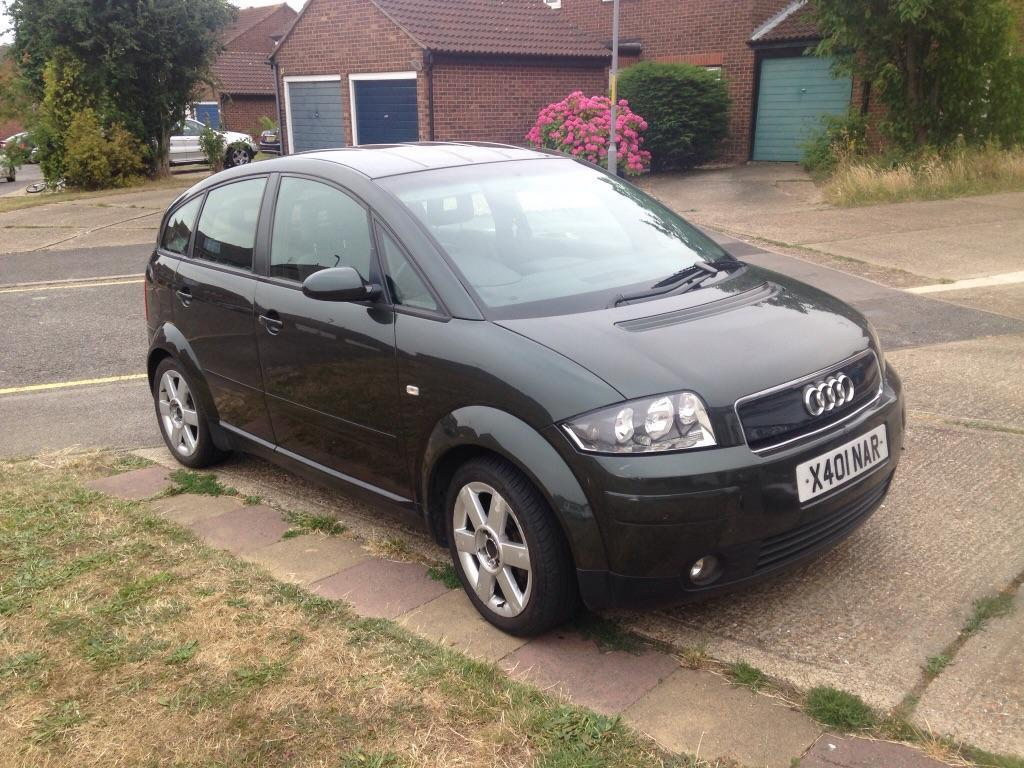 audi a2 in gravesend kent gumtree. Black Bedroom Furniture Sets. Home Design Ideas