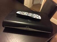 Sky+ HD Box & Remote