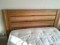 M&S Sonoma Light Bedroom Furniture; solid oak, current stock, immaculate condition