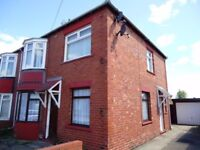 Blyth Newsham Road, 2 Bed Upper Flat - NO AGENCY FEES - SPEEDY1848