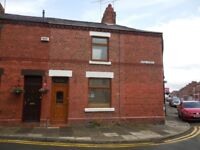 Top range Furnished Terraced H Chester: 2 kingsz beds, DW, washing m/c, upstairs WC, low maint yard