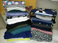 Women's size 10-12 high street fashion clothes bundles for sale