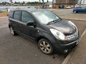 Nissan Note 1.6 SVE 2007, NO MOT