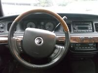2007 Mercury Grand Marquis LS Ultimate CUIR, TOIT, MAGS