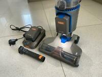 Vax cordless Vacuum cleaner, excellent condition.